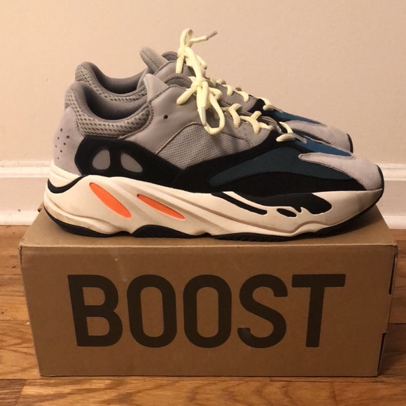 c286facae adidas Other - Yeezy wave runner 700 size 12